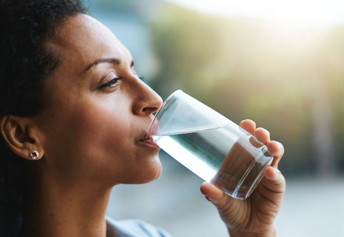 Can You Drink Water With Invisalign In