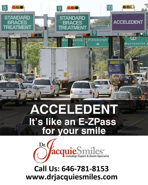 AcceleDent is like an E-Zpass for Your Smile