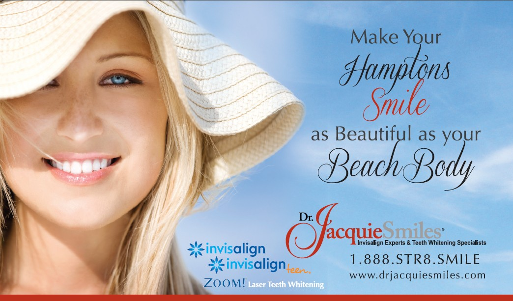 Dr. Jacquie Smiles Featured In Social Lifestyle Magazine